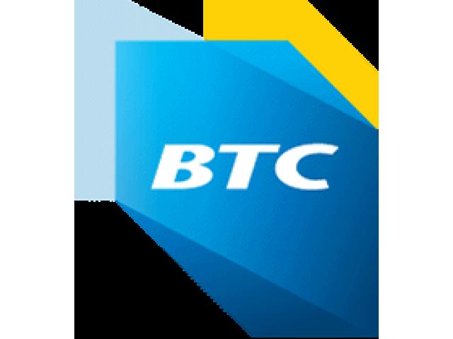btc bermuda contact