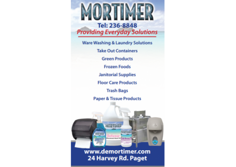 D.E Mortimer & Co - Bermuda's Premium Wholesale & Distribution Source
