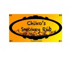 Chiko's Smokey Rub