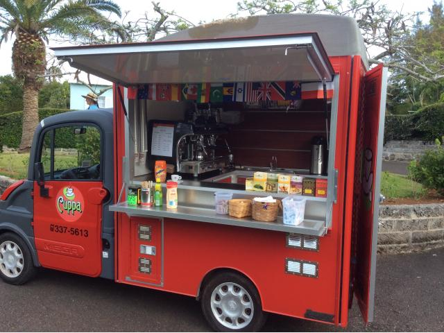 mobile coffee Singapore, mobile barista Singapore