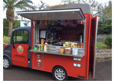 CUPPA - Mobile Coffee VAN