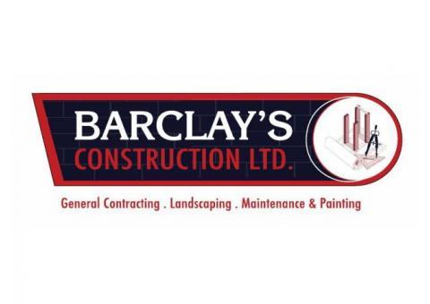 Barclay Construction Ltd