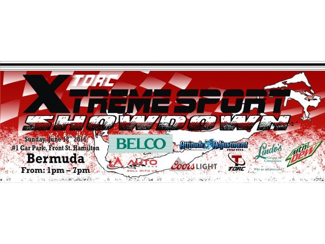 TORC Extreme Sport Showdown