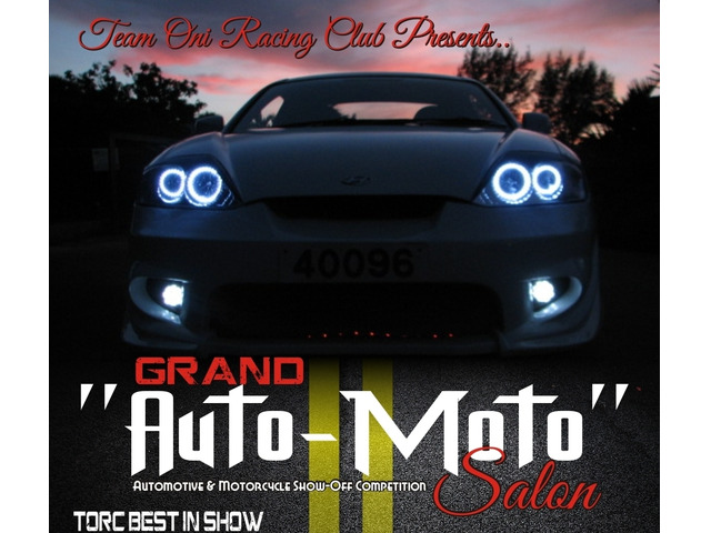 TORC Grand Auto-Moto Salon