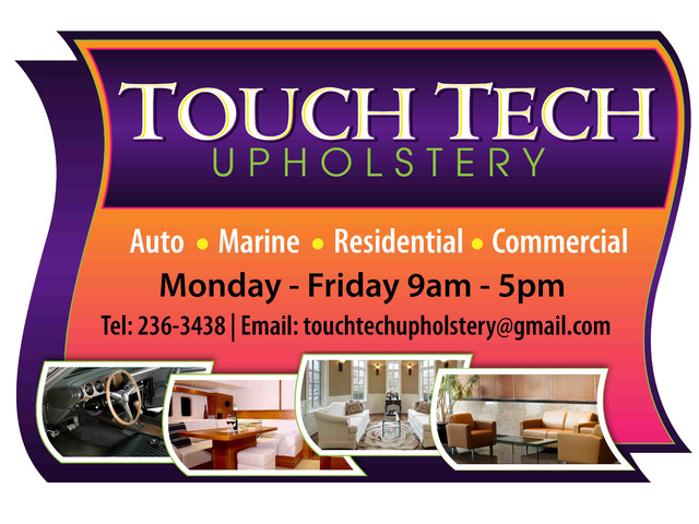 TOUCH TECH UPHOLSTERY