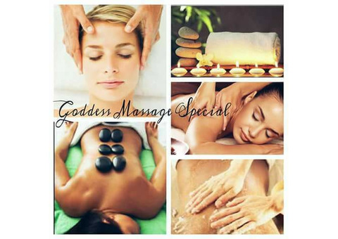 Goddess Spa Therapies and Massage